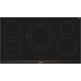 Siemens - EH975LVC1E - Black and Stainless Steel medium image
