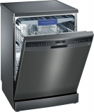 Siemens - SN258B00NE - Black Steel medium image