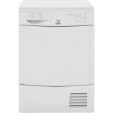 Indesit - IDC8T3B Condenser Tumble Dryer