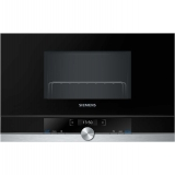 Siemens - BE634LGS1B - Black and Stainless Steel medium image